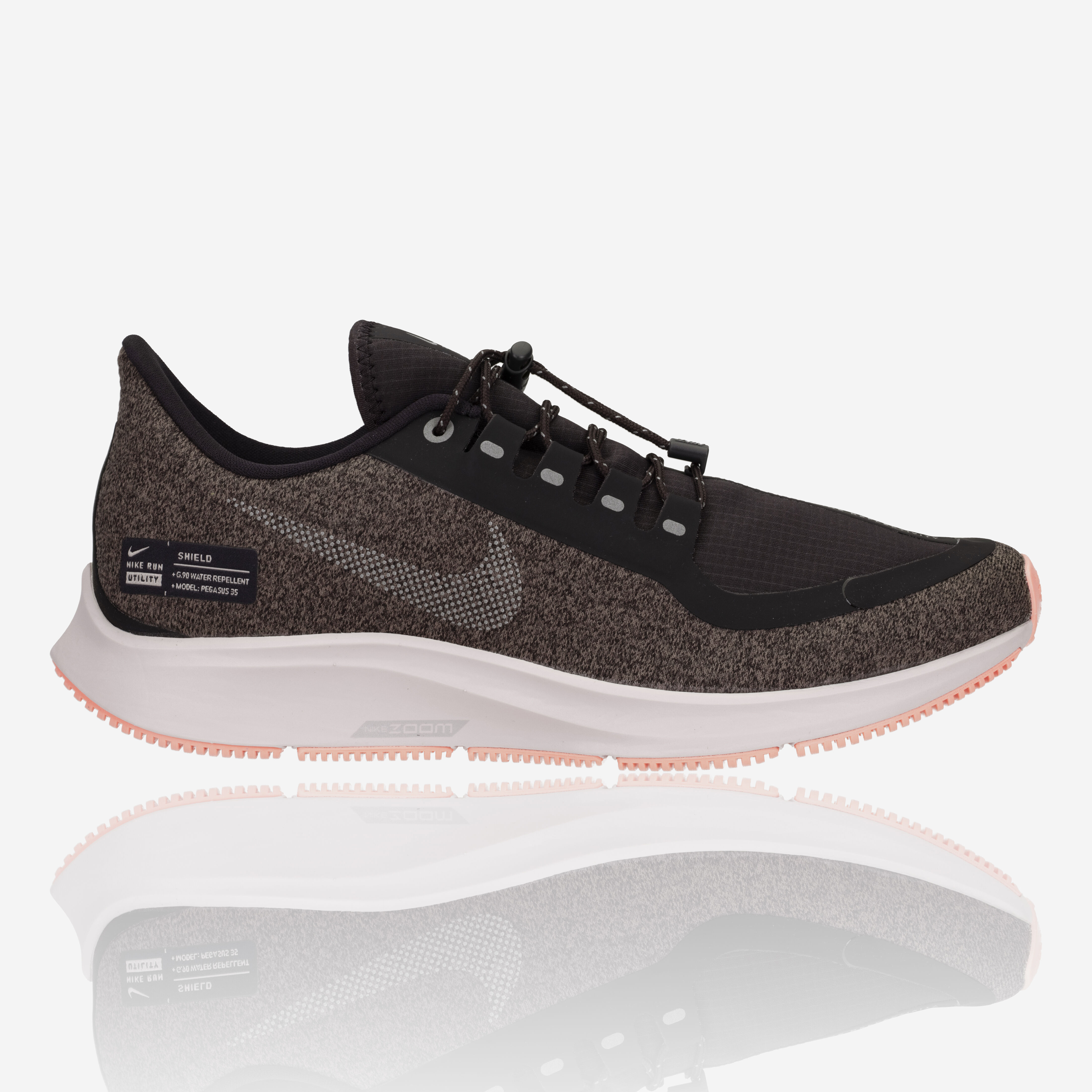 speical offer official images the latest Nike Air Zoom Pegasus 35 Rn Shield femme